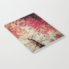 Autumn Inkblot Notebook