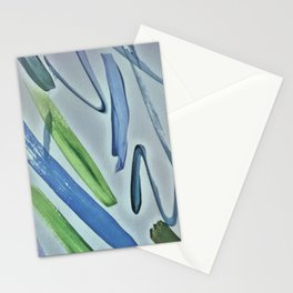 Water Theme Stationery Cards