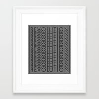 revolution Framed Art Prints featuring Revolution by Capital Knight
