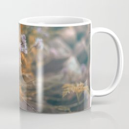 Misty Morning Behind The Garden Wall Coffee Mug