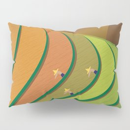 Terrace Fields Pillow Sham