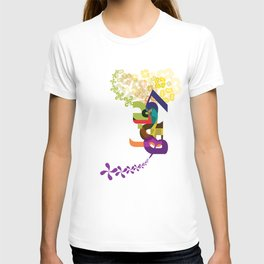 Flowers of Simele T-shirt