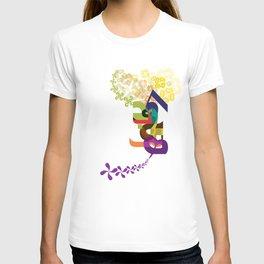 Flowers of Simele T-shirt