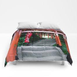 Maruyama Inari Comforters