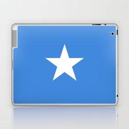 Flag of Somalia - Authentic High Quality image Laptop & iPad Skin