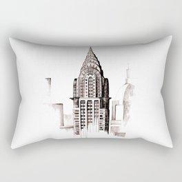 Chrysler Building, NYC Rectangular Pillow