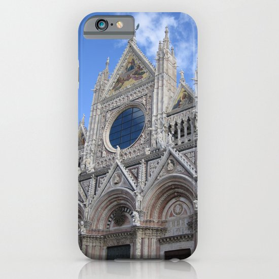 Siena Cathedral iPhone & iPod Case