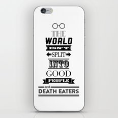 HP Quotes - Order of the Phoenix iPhone & iPod Skin