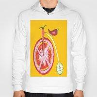 vegetable Hoodies featuring Kitchen Vegetable Art by Sartoris ART