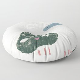 cloudies Floor Pillow