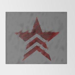 Renegade Interrupt - Mass Effect Throw Blanket