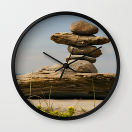 The Cairn Wall Clock
