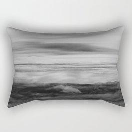 Touching the sky Rectangular Pillow