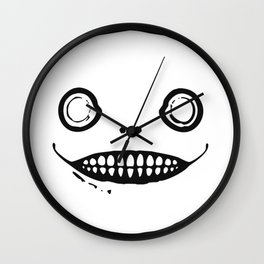 emil weapon no 7 Wall Clock
