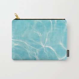 Pool Dream #5 #water #decor #art #society6 Carry-All Pouch