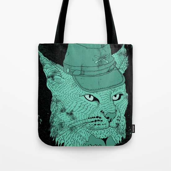 Bobcatfederate  Tote Bag