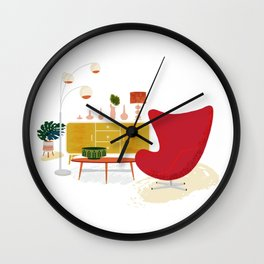 My Living Room Wall Clock
