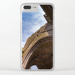 Rock of Cashel, Ireland Clear iPhone Case