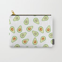 AVOCADO AVOCADOS FOOD PATTERN Carry-All Pouch