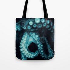 Lure ~ Teal version Tote Bag
