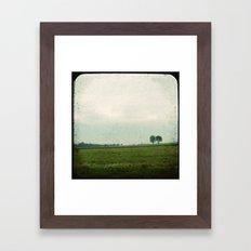 Pastoral Poetry Framed Art Print
