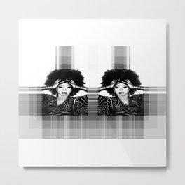 Bebe Metal Print