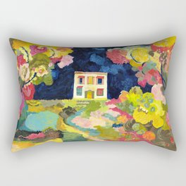 Nightgarden Rectangular Pillow