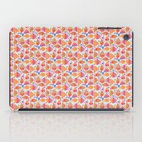 jelly fish iPad Cases featuring Jelly Fish by Apple Kaur