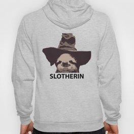 Slotherin (Slytherin + Sloth) Hoody