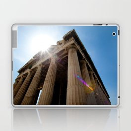 Temple of Hephaestus Laptop & iPad Skin