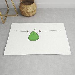 Hanging Pear Rug