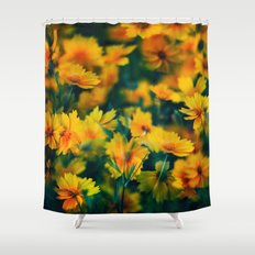 The Happy Colour Shower Curtain