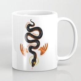 Good Omens- Saunter Vaguely Downwards Coffee Mug