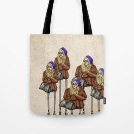 Mary-Kate Olsen Tote Bag