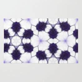 Purple Passion Pattern 5 Rug