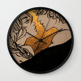 a kingdom or this Wall Clock