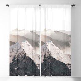 Smoky Mountain Blackout Curtain