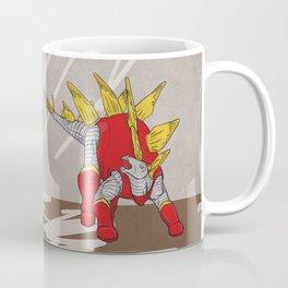 Stegolossus - Superhero Dinosaurs Series Coffee Mug