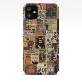 Rock n' Roll Stories revisited iPhone Case
