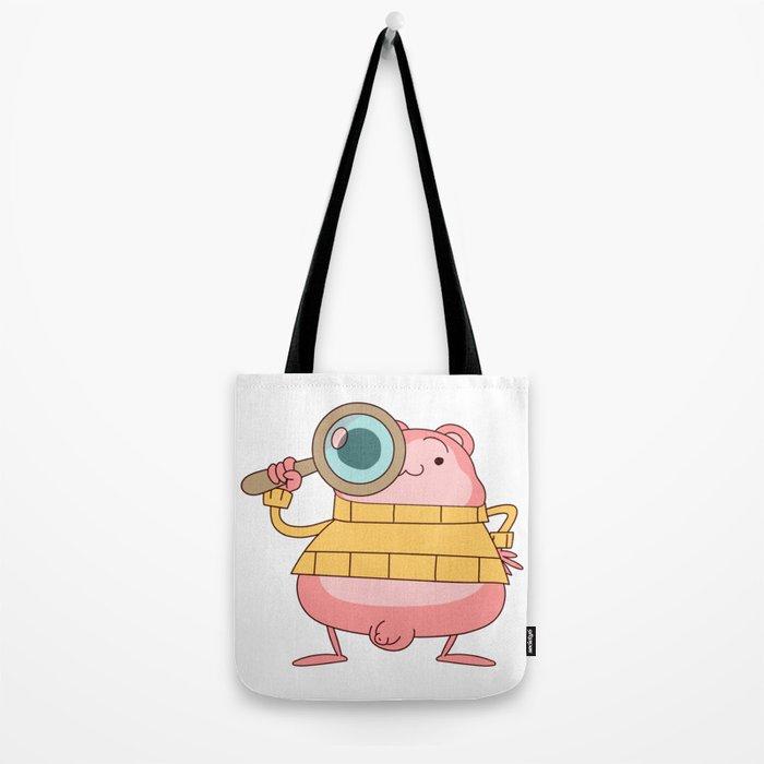 Peepoodo is watching you Tote Bag