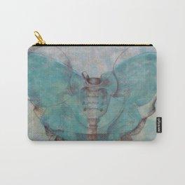 Luna Moth Pelvis Carry-All Pouch