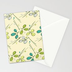 Spring spirit Stationery Cards