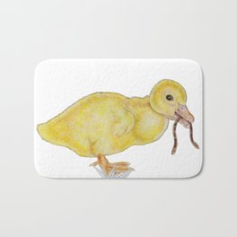 Hungry Little Duckling Bath Mat