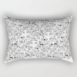 Ghouls Rectangular Pillow