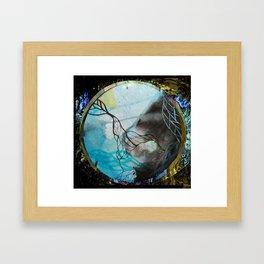 Breath 2 Framed Art Print