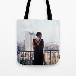 Eda Lourdes Accessories F/W 2014 NYC Photoshoot Tote Bag