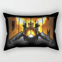 DOOM Rectangular Pillow