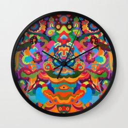 Cynosure Wall Clock