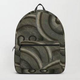 Buttons Backpack