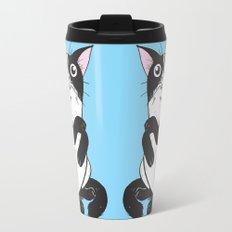 Clean Kitty Travel Mug
